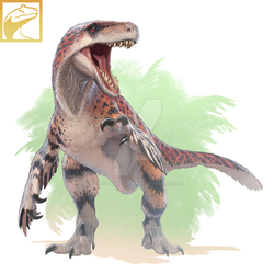 Oxford Utahraptor