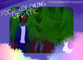 Food Coloring Update by wolfbanefoxglove