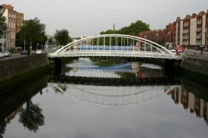Liffey Bridges by amerindub