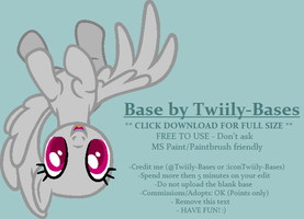 MLP Base 301 - Commish 1 by ShiiBases