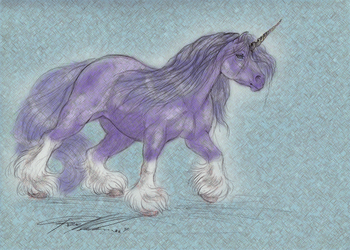 junicorn tinker by moonfeather