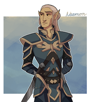 Prince Naemon by BeastQueen
