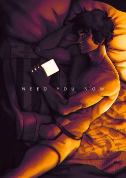 Need You Now by goyong