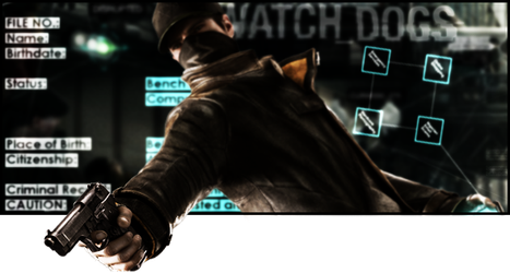 Watch_dogs by Bejay-Star