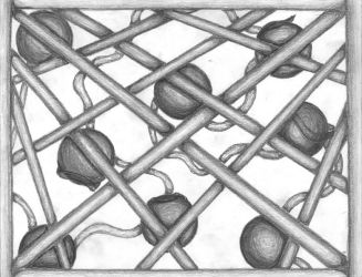 Pipes and Spheres by QuackedDuckie