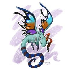 Brightwing by doodlingdruid