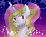 Another B-day Gift! by Creampaint12