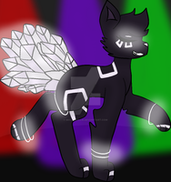Vavv (art trade) by MollyCollie