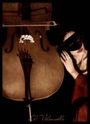 El Violoncello by darkcirce