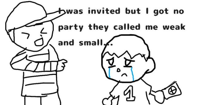 i was regected  by LilVillager