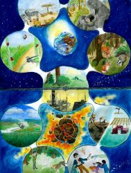 Earth by Sky-Art-Design