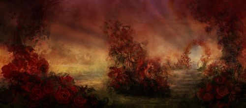 On the Hill of Roses by eilidh