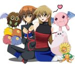 .: YGO GX : Kidnapped by Cute Monsters :. by Sincity2100