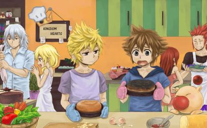 kh kitchen by miracle70590