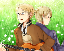 Songs in the field by cremena