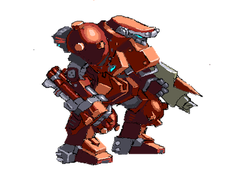 Blodia Sprite (BX-02) by Nighteba