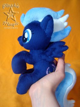 Night Glider pocket-sized plush SOLD by SunflowerTiger