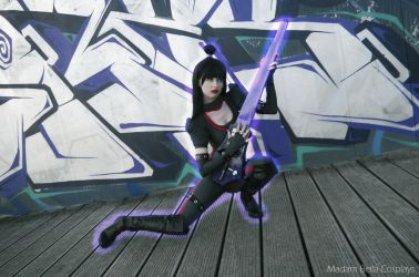 Soundclash!! - Lady Lux Freefonix Costume by MasterCyclonis1
