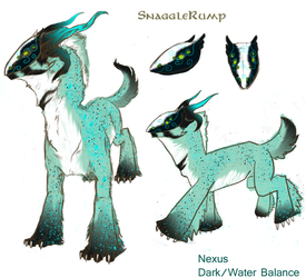 Shinlai Contest Entry by LadyDistort