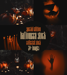 endl-ess-ly's halloween stock by endl-ess-ly