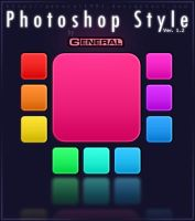 Photoshop Style Ver. 1.2 by General1991