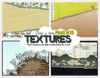 Textures Pack #16 by Bellacrix