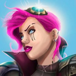 Vi  by iSweetSophie
