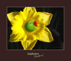 Daffotini Straight Up by almostAMAZING