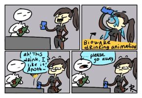 Mass Effect: Andromeda, 14 by Ayej