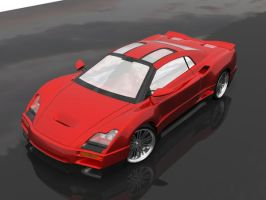 NISSAN supercar GR 6000 by Sphinx1