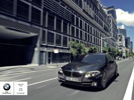 BMW 5Series F10_II by DuronDesign