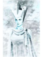 The snow queen by rebenke