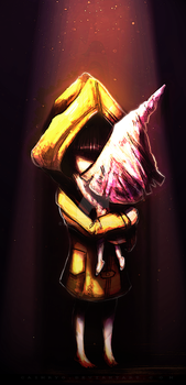 Little Nightmares - I'm sorry. by CaimRyo
