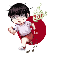 [Req] Mob and Dimple by Astraroszu