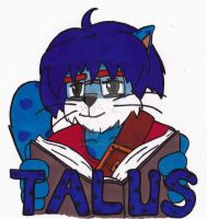 Talus Badge by Catboy-Trades