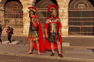 Romans in Verona Arena 90 by BillyNikoll