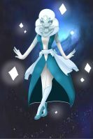 Angelite Gem Fusion by Tia-Moon78