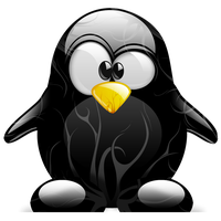 Tux in Vectore by ghassan747