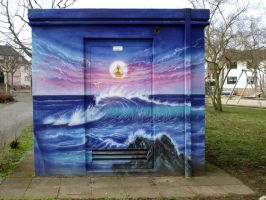 Graffiti - Mural art - the source by UdoChristmann
