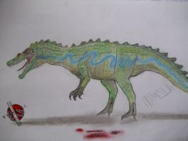 JP-Expanded   Baryonyx by Teratophoneus