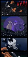 Undertale Green Chapter 4 Page 13 by FlamingReaperComic