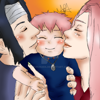 ::Naruto Generations:: Our Family by RuruNara