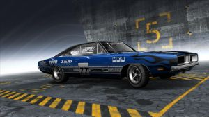 Dodge Charger R/T 2 (NFS:Pro Street) by evaldasmix