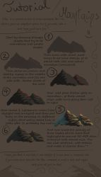 Mountain tutorial by AceKipp