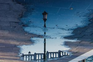 Reflections in Venice by Gingershots