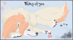 Thing of you,, by Cally-Dream