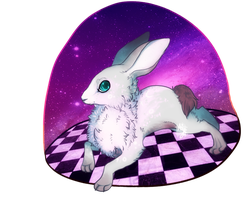 Space Rabbit by aiMikash