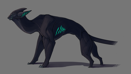 Monster Design by NyxDruid