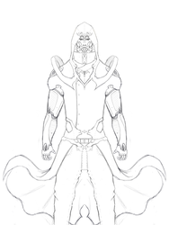Jericho (Re-designed)(W.I.P, S1) by Melyseus