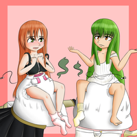 Geass Babies by TheOwlcan